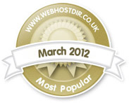 Managed Hosting Most Popular for March