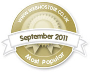 Managed Hosting Most Popular for September
